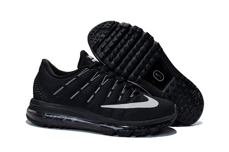 nike air max 2016 black dames