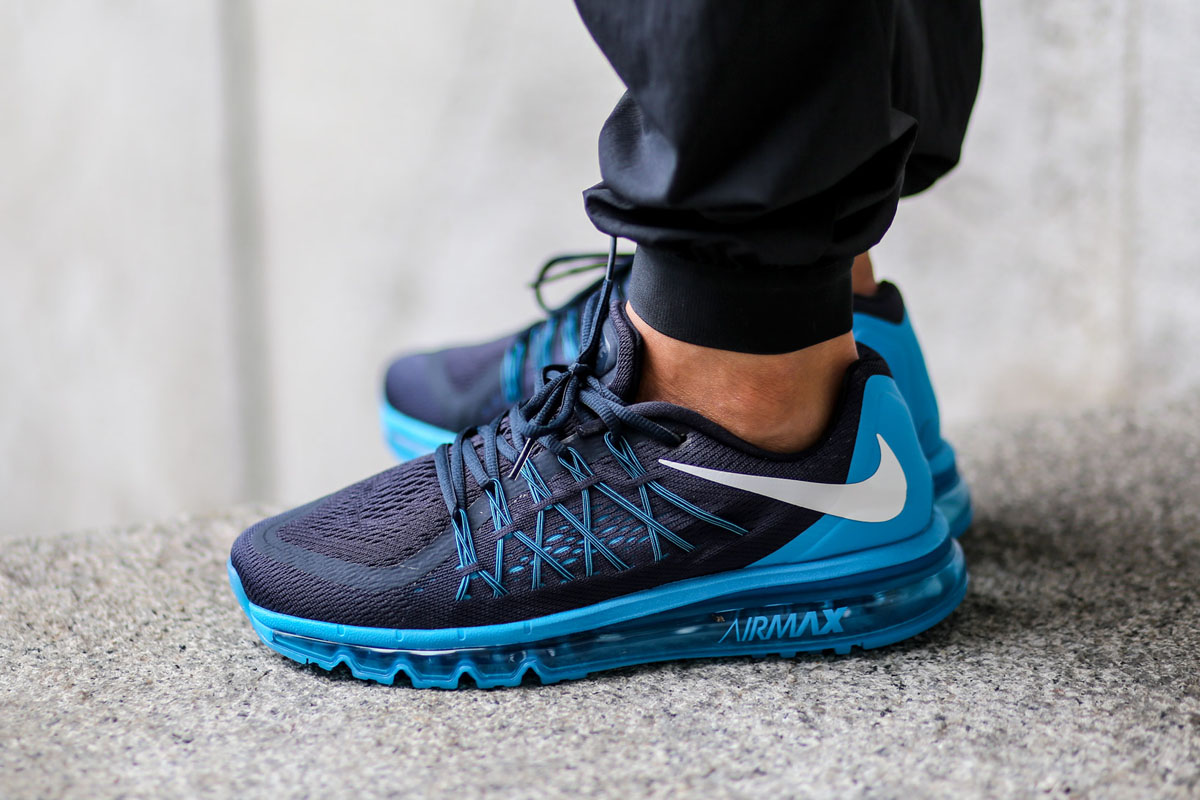 air max 2016 donker blauw